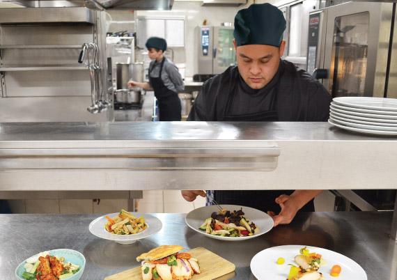 Koken met Roosterz & Co Professional